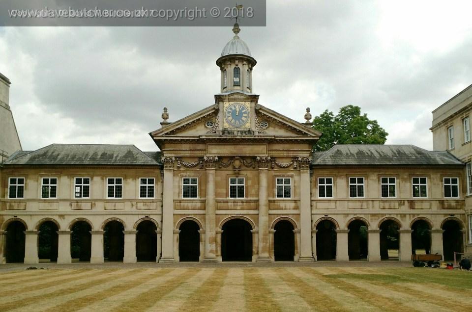 Cambridge Again and More Photos