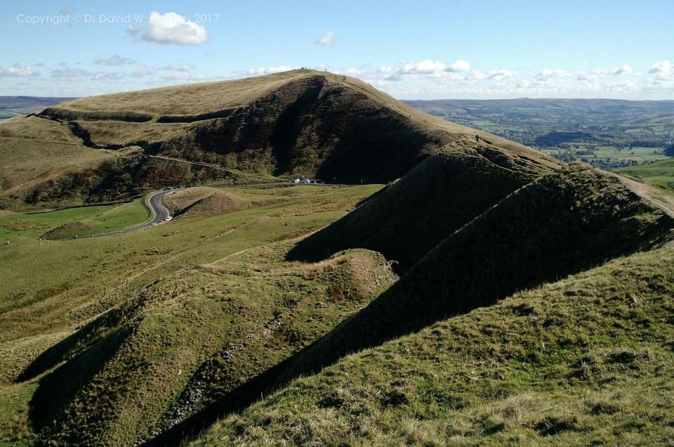 Peak District Trek, Castleton to Tunstead Milton