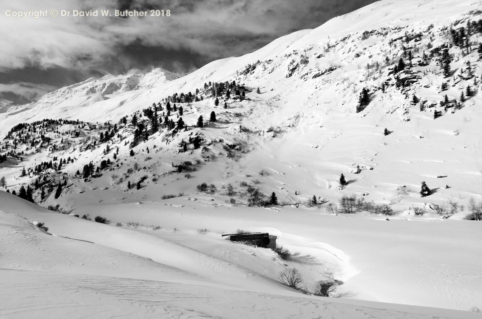 Obergurgl Skiing – Eventually