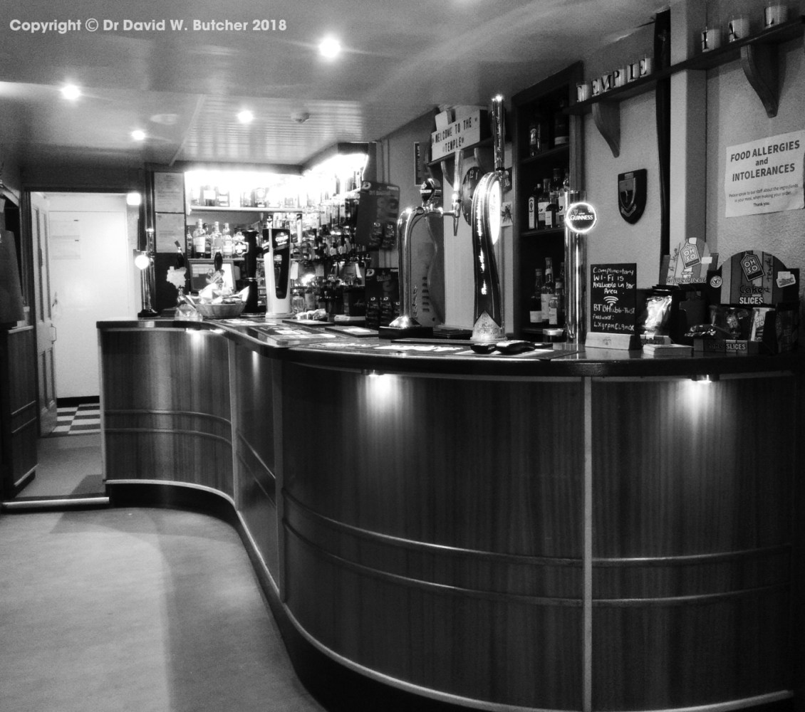Morebattle Templehall Hotel Bar