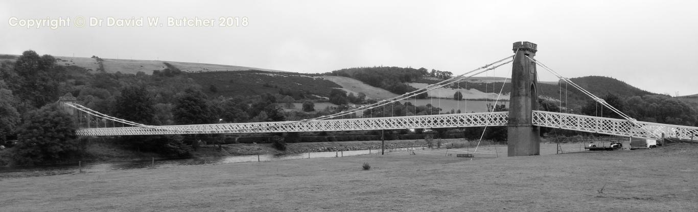 Melrose Chain Bridge