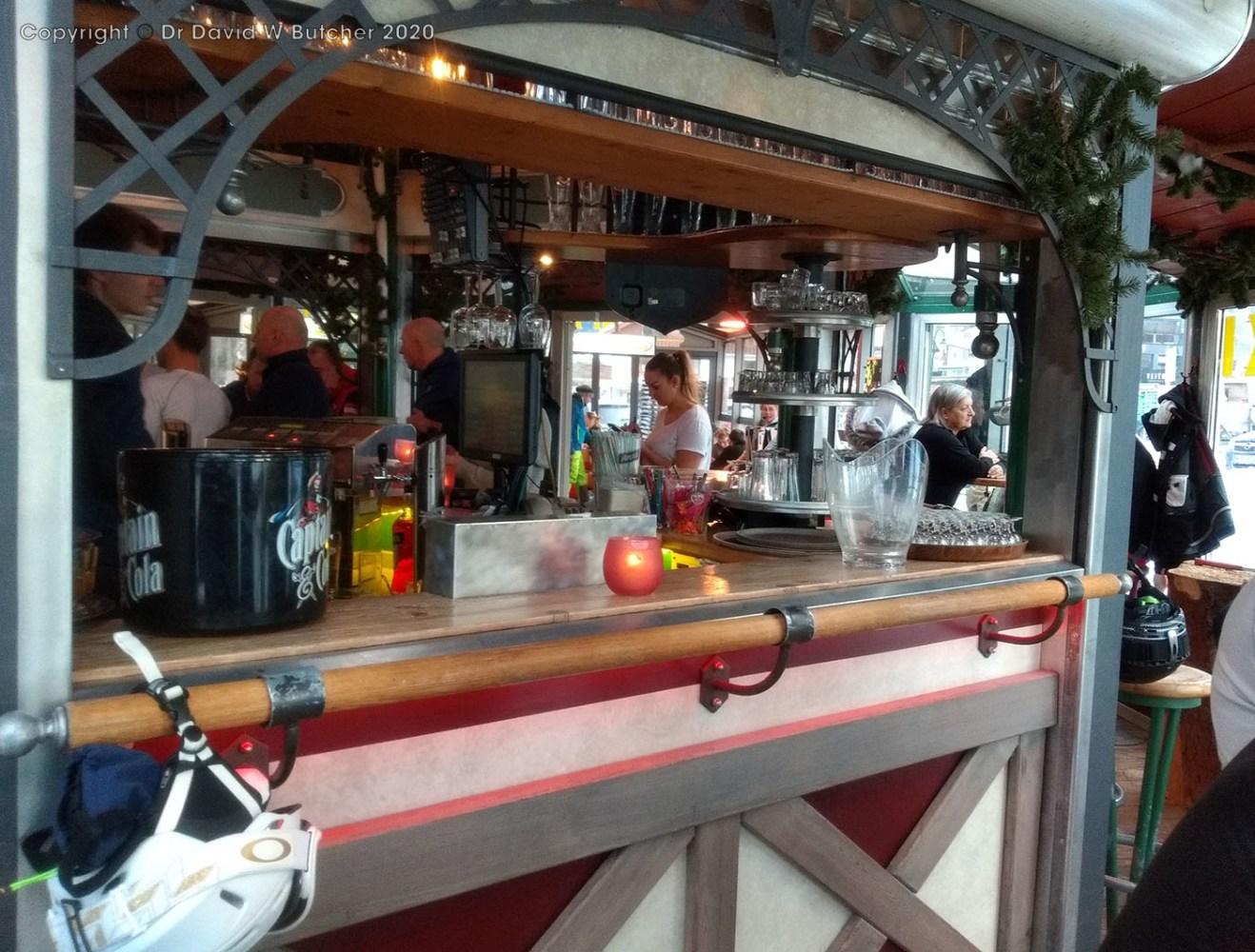 Schladming Hochwurzen Apres Ski Bar
