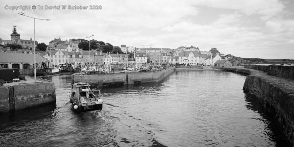 Pittenweem Harbour, Fife