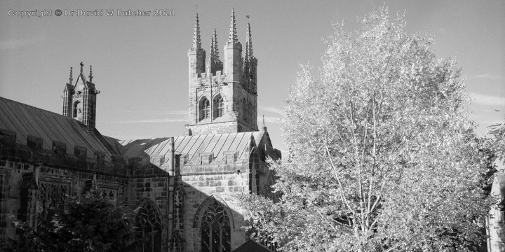 Tideswell Church, Peak District