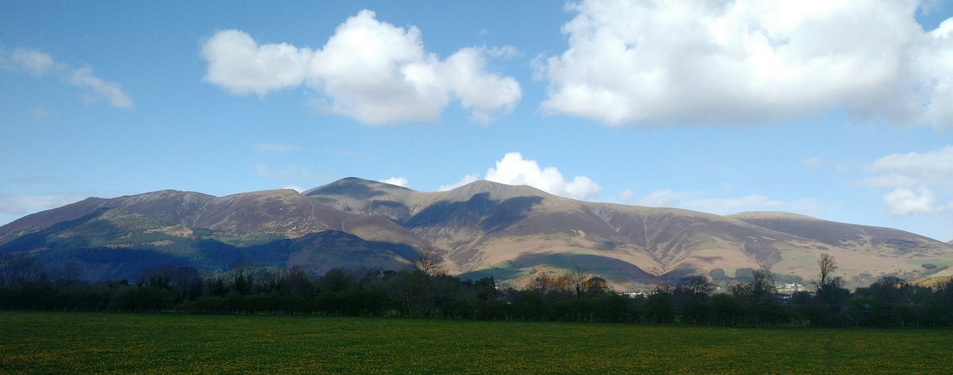 Skiddaw from Portinscale