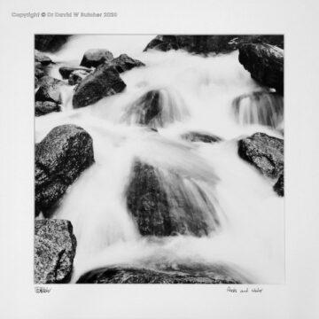 USA, Colorado Boulder Falls