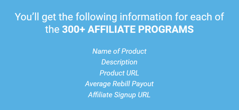 Affiliate Rebill Riches 4.0 Review