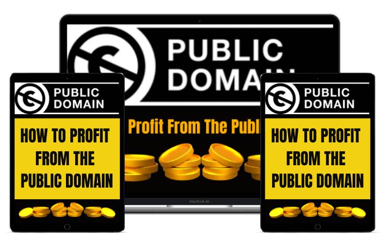 TipPub Creator Review - Bonus 3 Public Domain