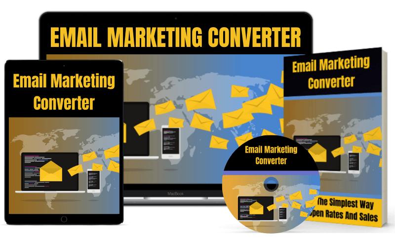 Fast List Now Review - Bonus 1 Email Marketing Converter