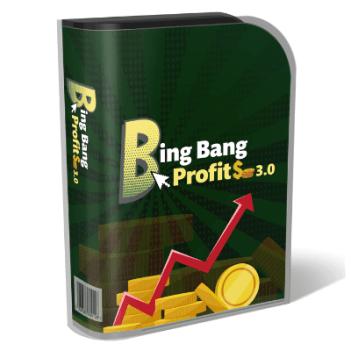 Bing Bang Profits Reloaded Review - Software Box