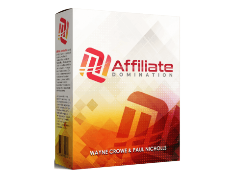 Affiliate Domination Review - Software Box