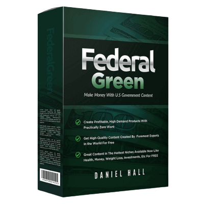 Federal Green Review - Software Box