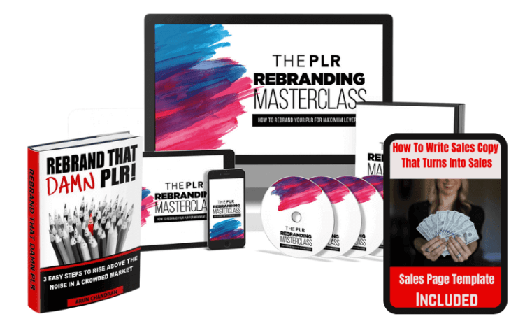 PLR Rebranding Masterclass