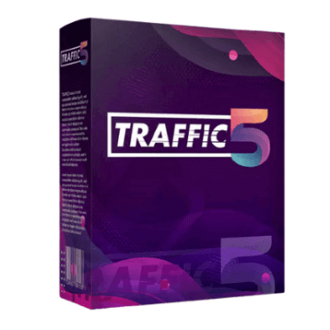 Traffic Five Review - Software Box