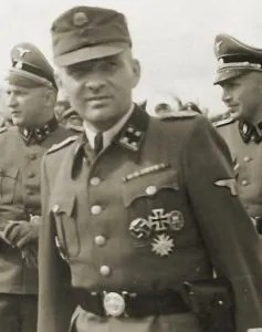 Photo of Rudolf Hoess