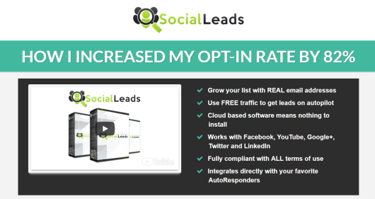social leads review