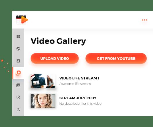 Live Video Bot Step 1