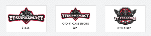 YT Supremacy Upsells