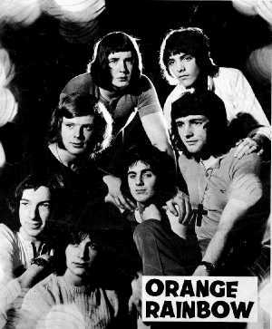 Image result for orange rainbow dave goodman