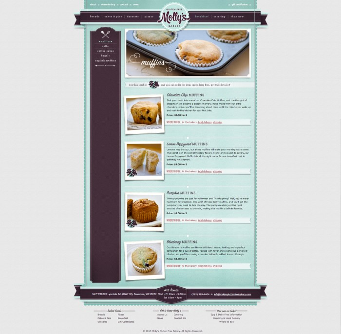 Breakfast - Muffins