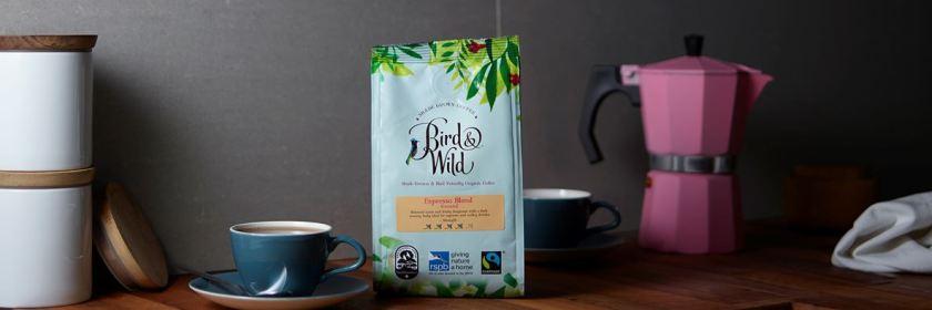 Bird & Wild coffee