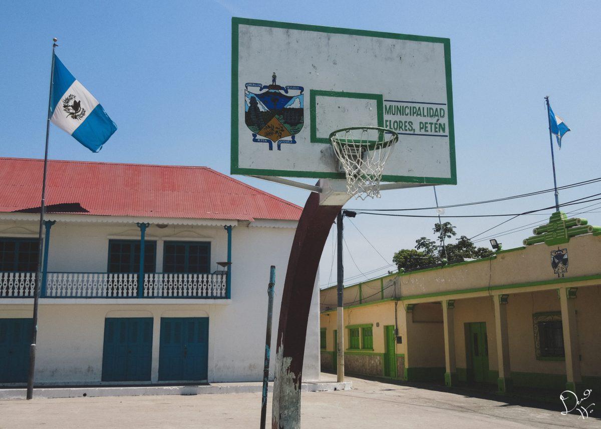 """""""Baloncesto Guatemalteco"""" - Flores - March 30, 2019"""