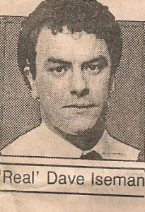 My mugshot that ran with the column about meeting Superman.