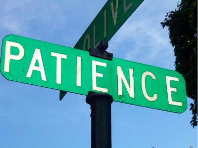 The road to Patience