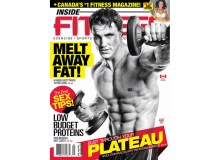 INSIDE FITNESS MAGAZINE April/May 2013 issue