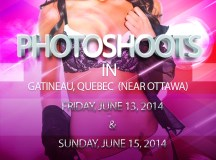I'm coming to Gatineau, Quebec !!!