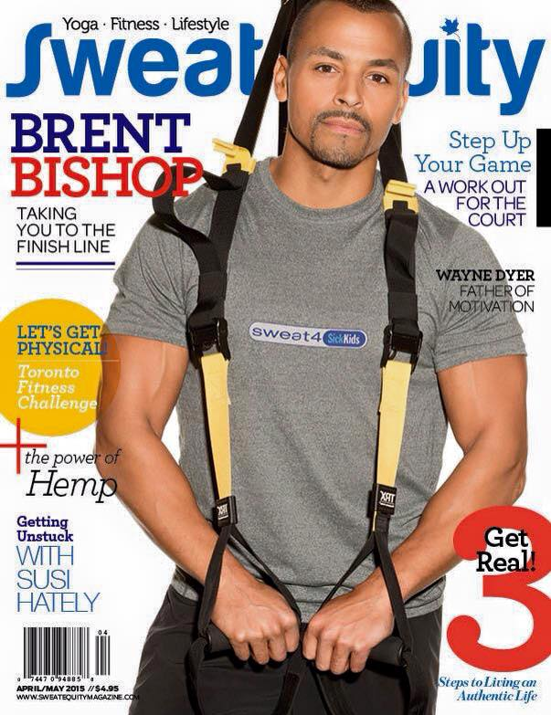 Brent Bishop Sweat Equity Mag