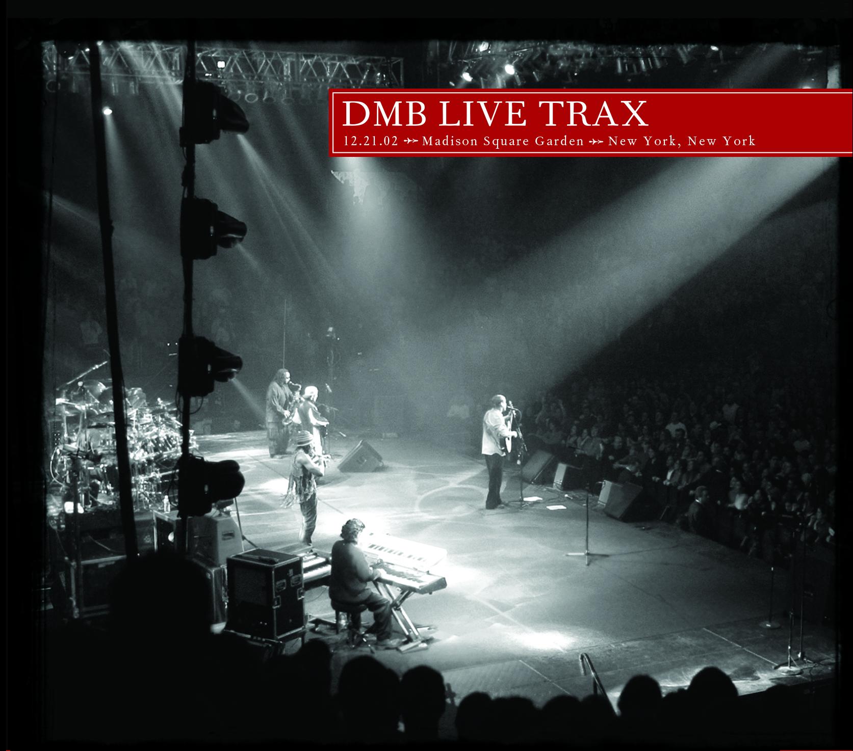 Live Trax Vol 40 Madison Square GardenBluray DVD or CD