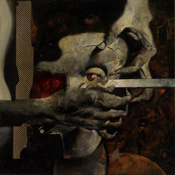 paintings  Dave Mckean