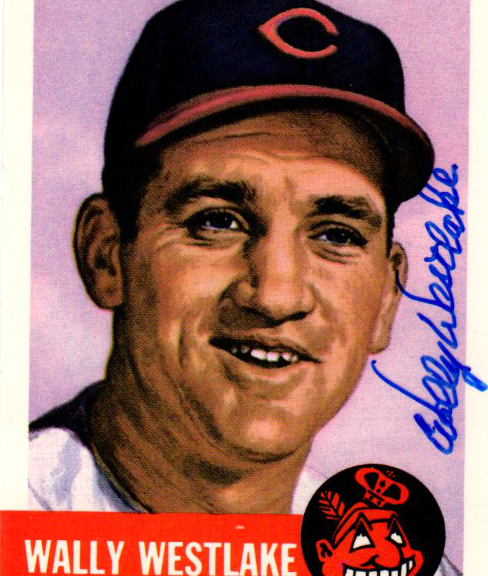 1953 Topps Archive #192 Wally Westlake