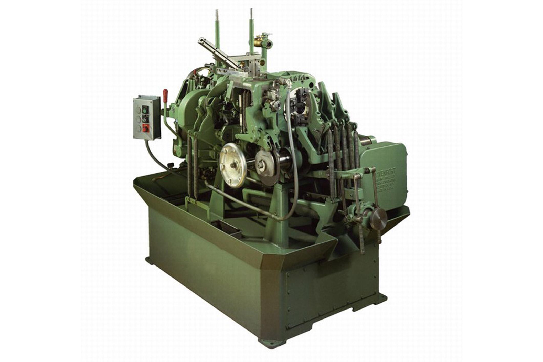 Worlds Fastest Screw Machine Cycle Times  Davenport Machine