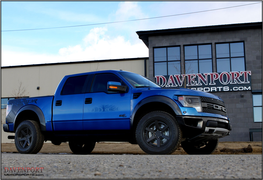Stage 3 650HP 2013 Ford Raptor