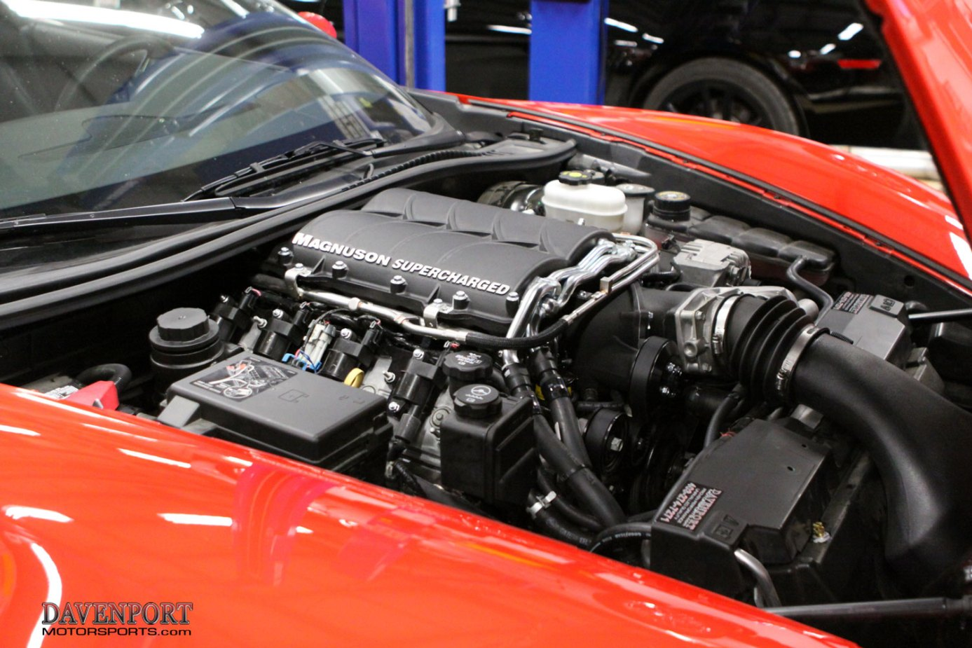 C6 LS3 Stage 2 630hp Heartbeat Supercharger package