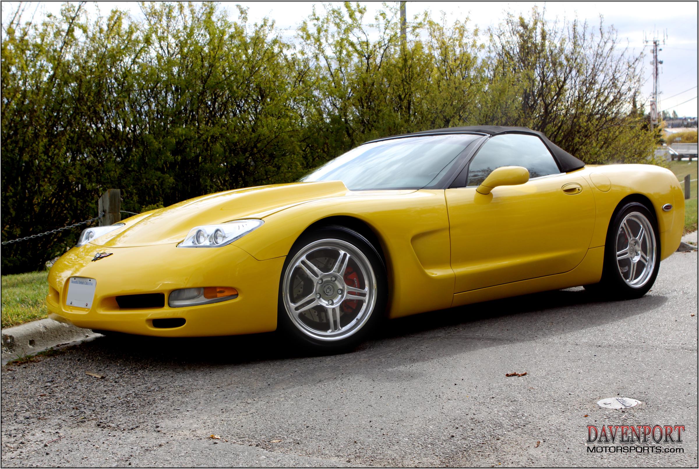 2002 Corvette 417ci