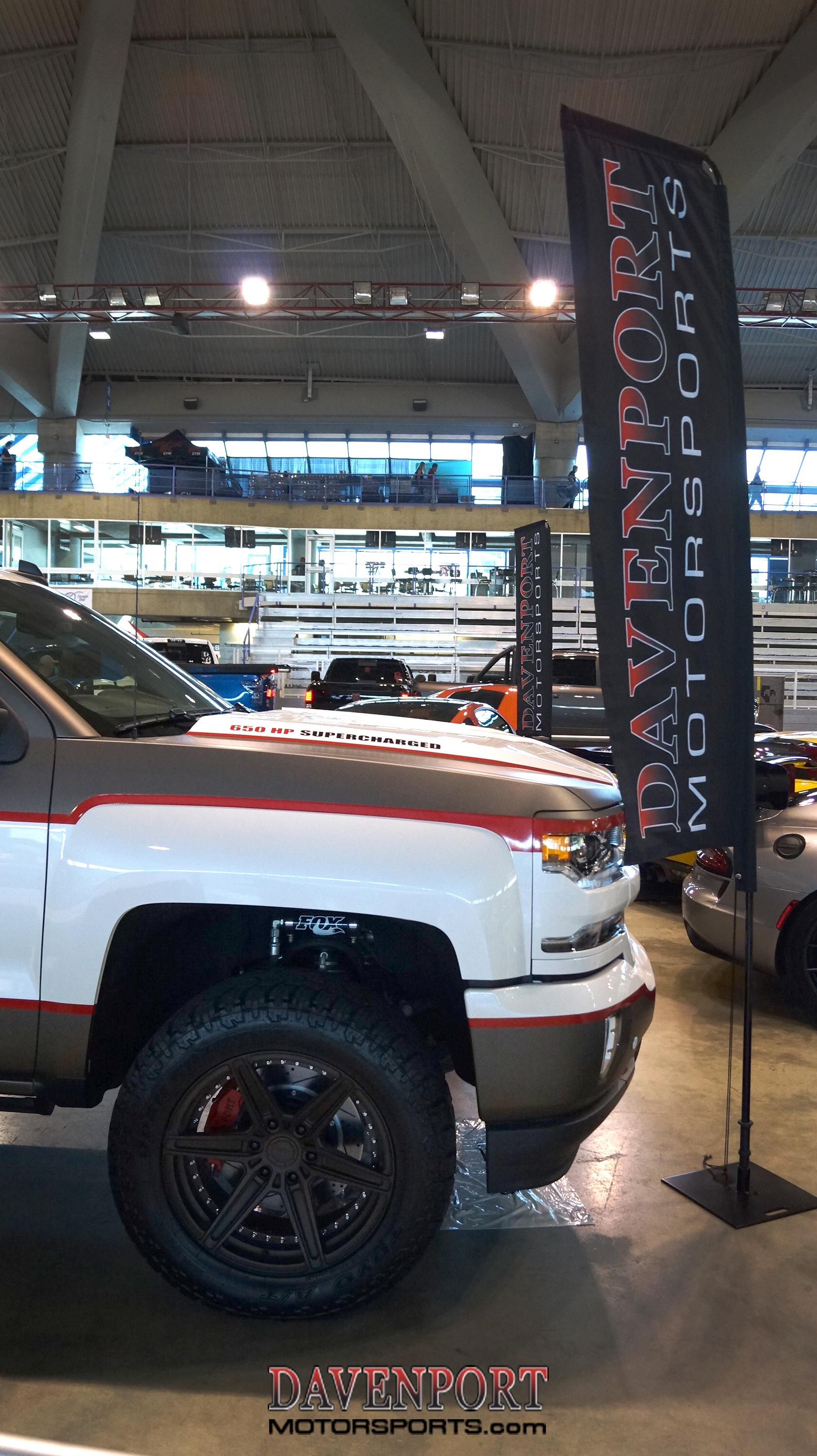 Driven Car Show 2016