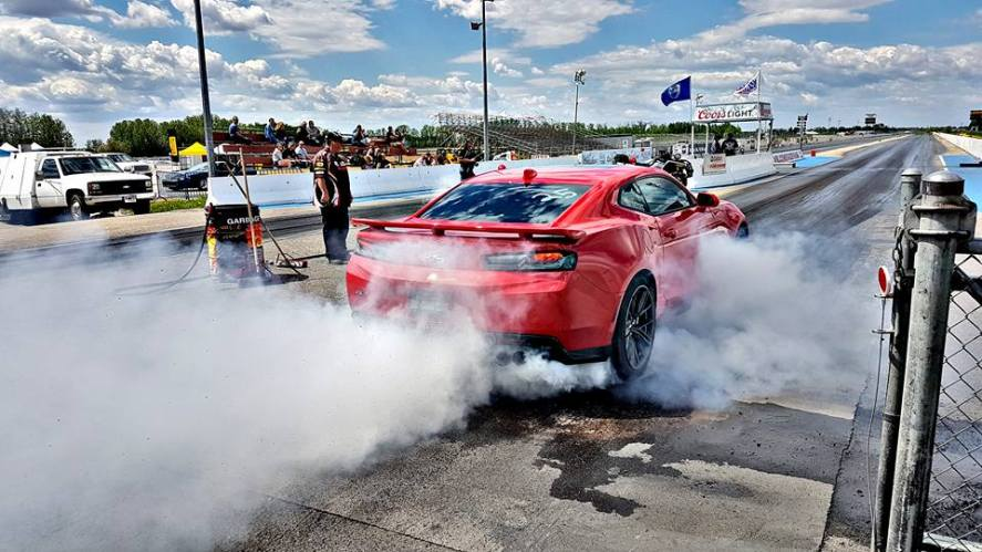 550HP Performance Package for the 5th gen Camaro