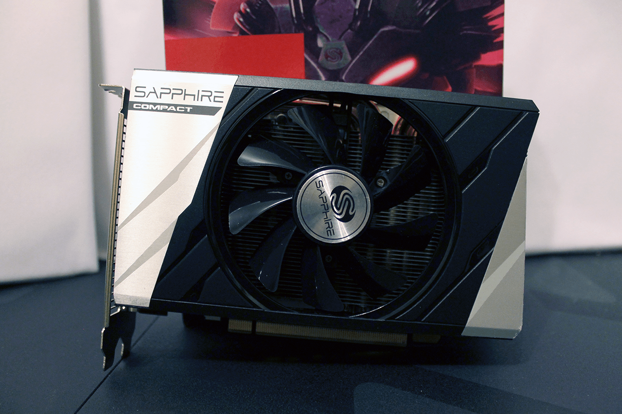 Sapphire R9-285 ITX Compact OC Edition – Review
