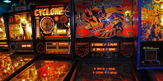 Cyclone, Addam's Family, Funhouse