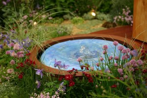 Electrical Supply for a Garden Pond or Water Feature