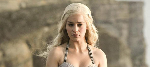 Mother of Dragons — and fantasies of freshmen boys.
