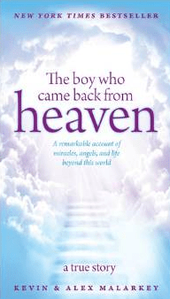 boy who came back from heaven