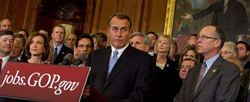 house republicans payroll tax standoff
