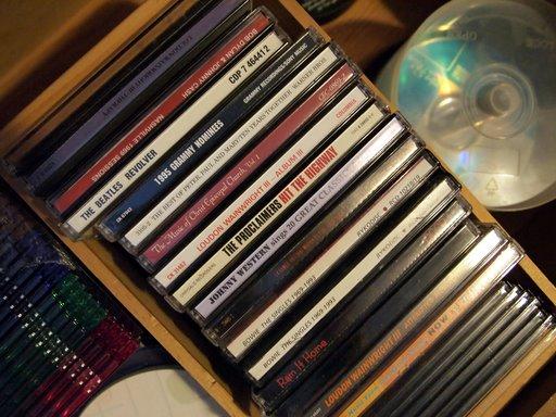 obsolete CDs