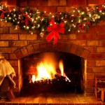 christmas fireplace tax cut