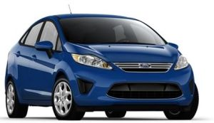 Ford 2011 Fiesta