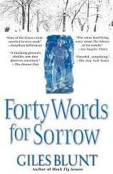 forty words for sorrow giles blunt